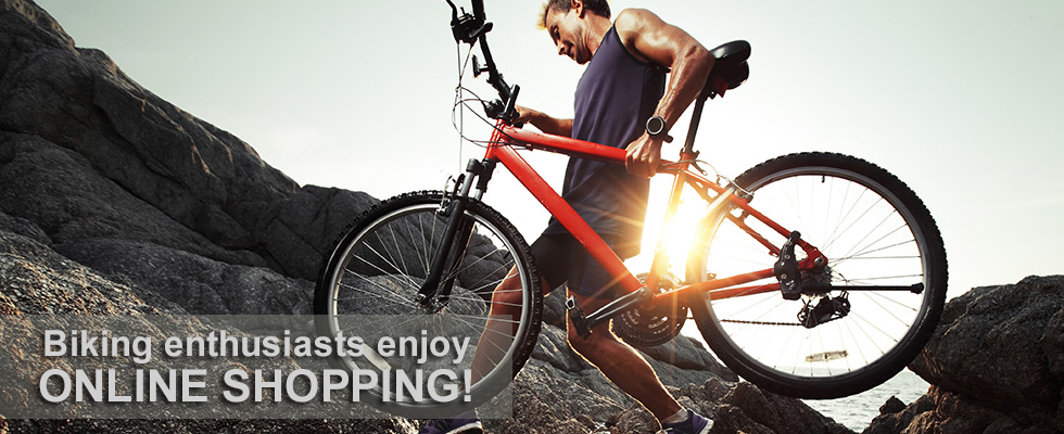 Bike parts shop - Best mountain bike parts - Bicycle parts