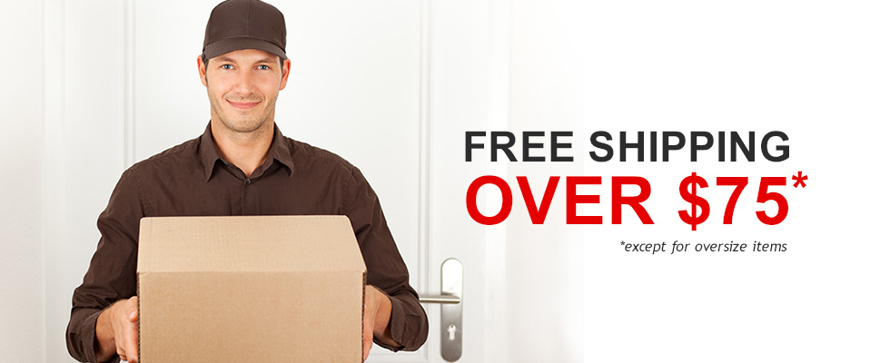 free shipping bike parts for over 75$