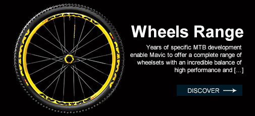 Wheels Bike Parts Mavic