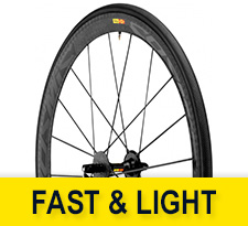 Mavic Fast and Light