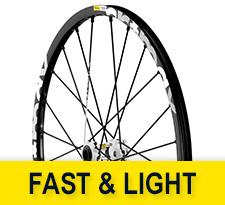 Mavic Fast and Light
