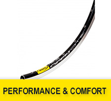 Mavic Performance and Comfort