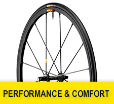 Mavic Performance and Comfort