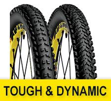 Mavic Tough and Dynamic