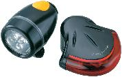 LIGHT TOPEAK COMBO HIGHLITE II BLK