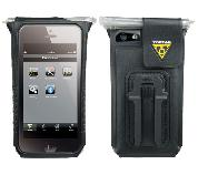 BAG TOPEAK PHONE DRYBAG iPHONE 5 BLACK