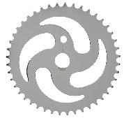 CHAINRING 1pc WALD 44T CP-#544