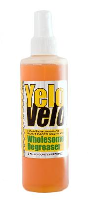 CLEANER YELO VELO WHOLESOME DEGREASER 8oz 8/BX