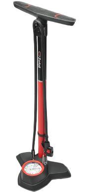 PUMP ZEFAL FLOOR PROFIL MAX FP50 ALY/STL180psi RD/BLACK