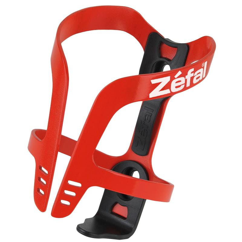 Velocity Bottle Cage Resin Red