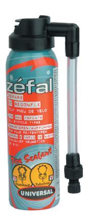 TIRE SEALER ZEFAL 3.3oz NO BRACKET