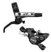 XT M785 front post mount brake set