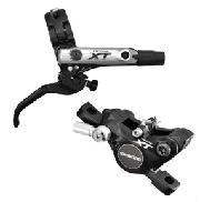 XT M785 front post mount brake set