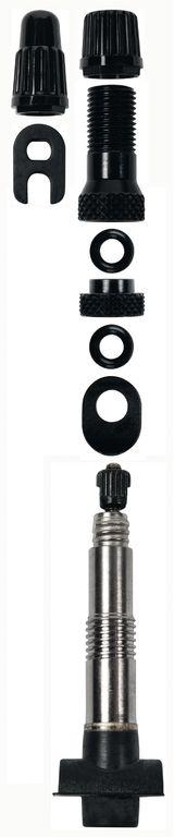 Mavic Mavic Rounded UST Valve Kit