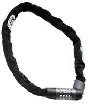 LOCK ABS CHAIN 1385 COMBO 75cm BLACK
