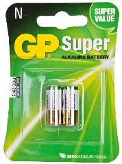 BATTERY GP LR1 - N 2/PK 1.5v