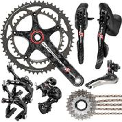 KIT Super Record 11 speed Groupset Campagnolo (8 pieces)