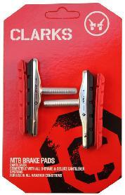 CLARKS MTB PADS-CANTILEVER/U BRAKE