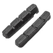 BRAKE SHOES CLK RD 52mm SHI INSERT BLK