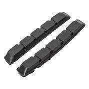 BRAKE SHOES CLK V MTB INSERT BLK
