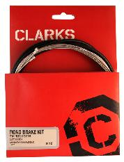 CLARKS STANLESS STEEL SPORT BRAKE KIT