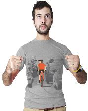 CLOTHING T-SHIRT CWG RUSH HOUR MEN
