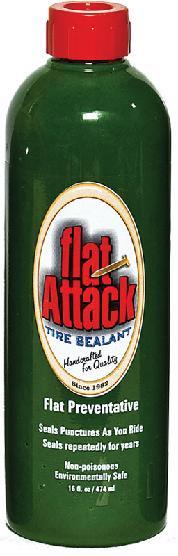 TIRE SEALER FLAT ATTACK