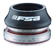 HEADSET FSA INT ORBIT C33 1-1/8 1-1/4CARBN TOP COVER