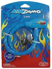LOCK KIDZAMO CBL 10mmx2f KEY