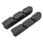 BRAKE SHOES K/S CAMPY PAD S RECORD BLKF/10s 11s