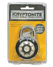 LOCK KRY PADLOCK GRIPPER COMBO 50mm