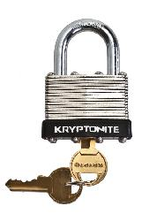 LOCK KRY PADLOCK LAMINATED STL 44mm