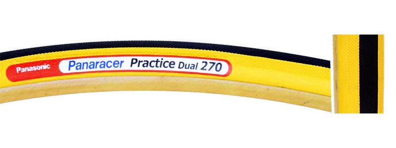 Tires Panaracer 700c Practice Dual Tubular