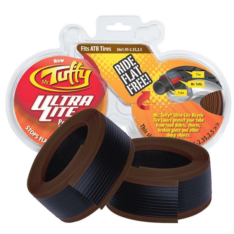 Mr Tuffy Ultra Lite Tire Liner Tube Protector Ul Sil 26x1.5-1.9