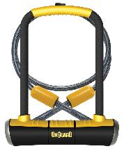 LOCK OG U 8005 PITBULL DT STD wCABLE 4.5x9/4fx10mm