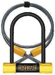 LOCK OG U 8015 BULLDOG MINI DT wCABLE  3.5x5.5/4fx10mm