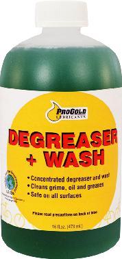 CLEANER PROGOLD DEGREASER WASH 16oz
