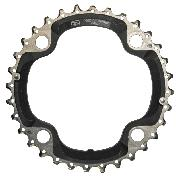 CHAINRING SHI 104mm 32T M660-10 (AE) BLACKALSO F/M590-10