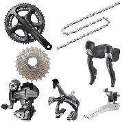 KIT Ultegra 6700 10 speed Groupset Shimano (8 pieces)
