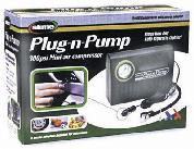 PUMP SLIME PLUG-N-PUMP AIR COMPRESSOR